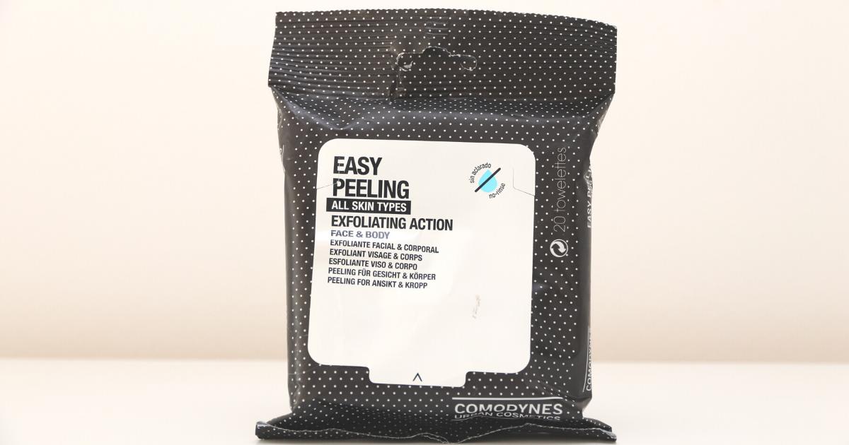 Bild von Easy Peeling Wipes Was tun bei trockener Haut