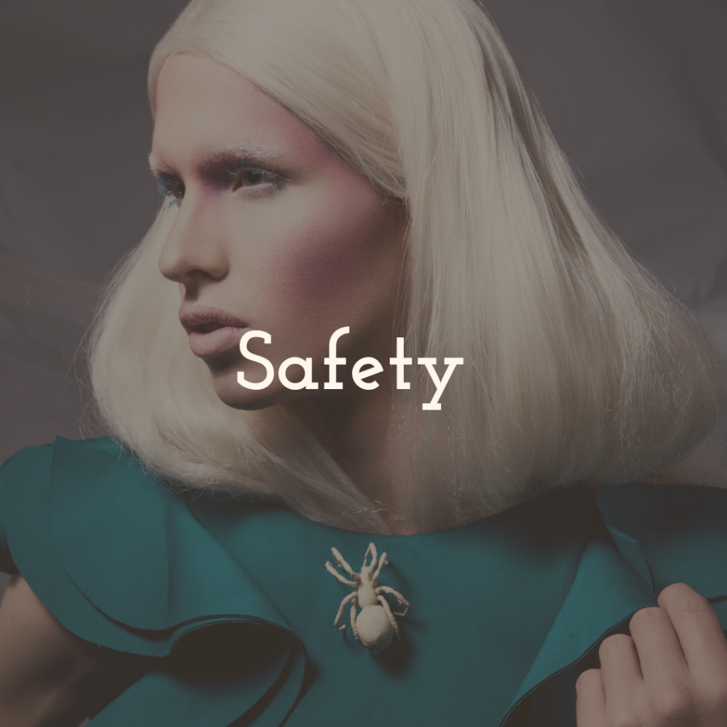 Make up Artist Safety