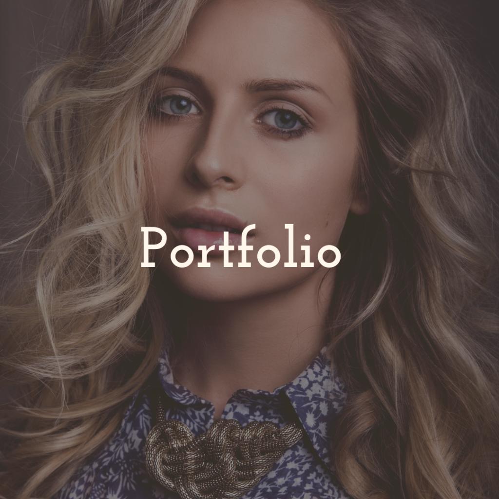Maike Make Up Artist Portfolio