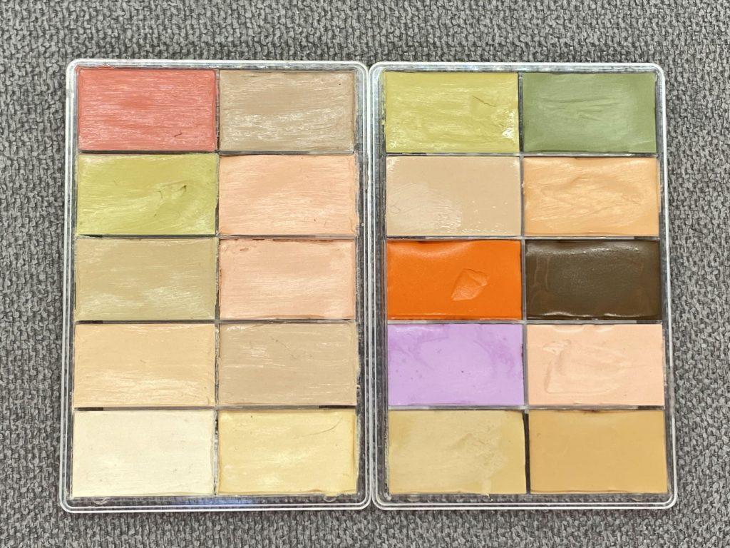 Make up Artist Wien Corrector Palette
