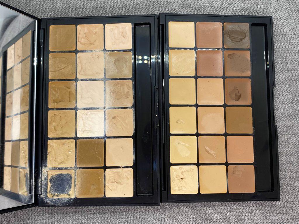 Bild von RCMA VK11 und VK10 Palette Visagisten Profi Ausstattung