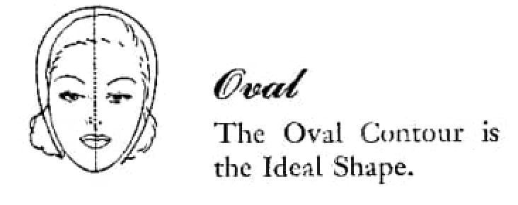 Richtig Konturieren: Ovale Gesichtsform